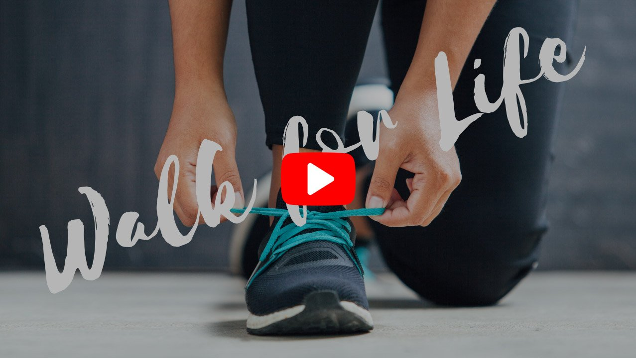 Walk for Life Video Thumbnail